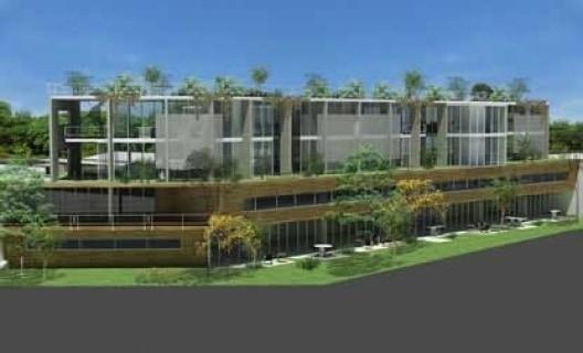 Memorial Madeira Mamoré - Projeto sustentável