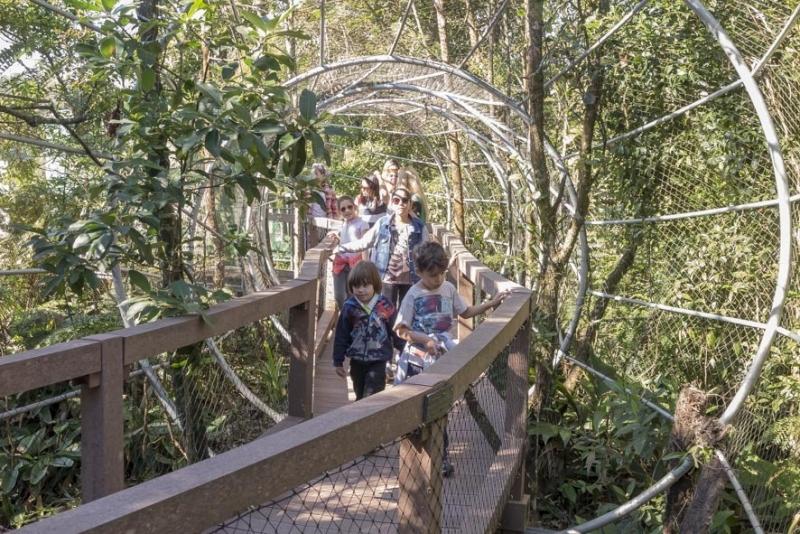 Túnel Parque Ecológico Imigrantes