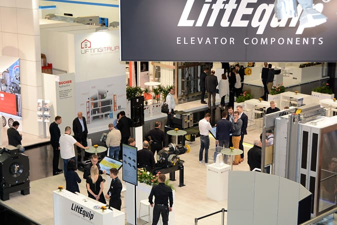 Evento Interlift 2019