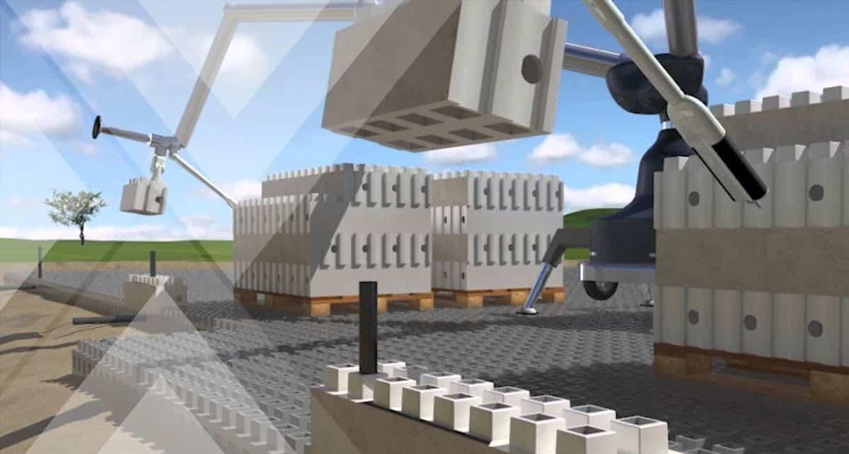 LEGO na construção civil