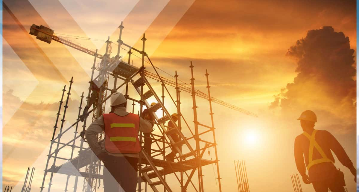 Tendências da construção facilitadas pelas tecnologias digitais