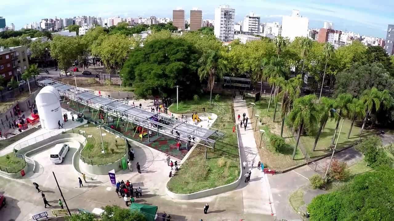 Parque da Amizade