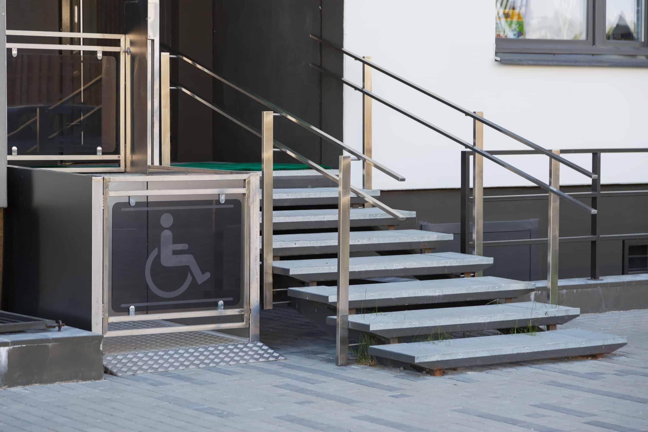 Pessoa com mobilidade reduzida